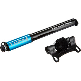 Lezyne Lite Drive Mini pompe, blue glossy